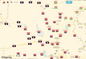 Daesh Locations