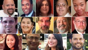 San Bernardino Victims