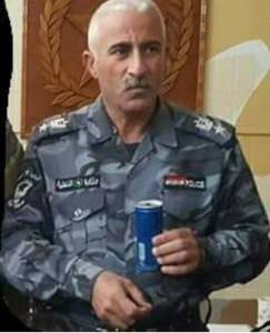 Lt. Colonel Bassem Shaker