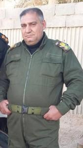 Lt. Colonel Mashkour Al-Jughaifi