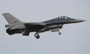 Iraqi F16