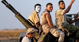 Libyan Soldiers in Sirte (AfriGate)