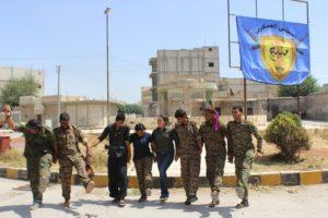 MMC Fighters in Manbij (Hawar)