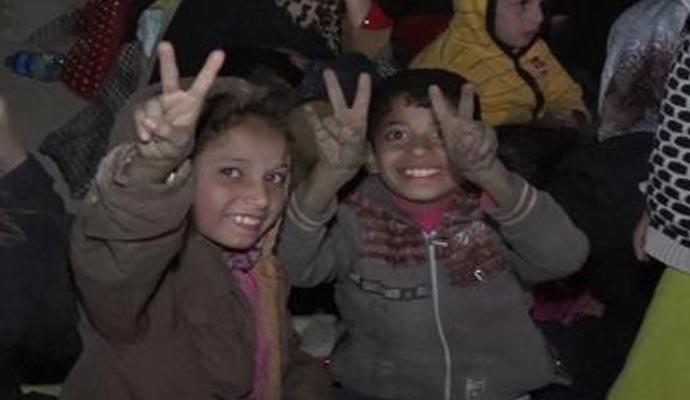 Children from Shura