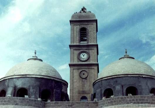 clock-church